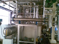Combination of Steam Jet Ejector & Vacuum System