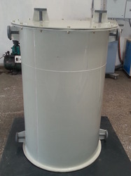 Drums for Galvanic Plants