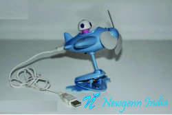 008-USB- Aeroplane Fan