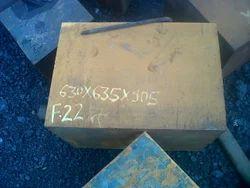 T22 F22 P22 Steel Block /T22 / F22 P22 Steel Square Bars