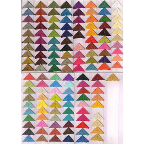Polyester Dupion Fabrics