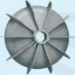 Plastic Fan Suitable For  180 Frame Size
