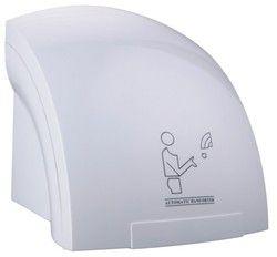 plastic body hand dryer