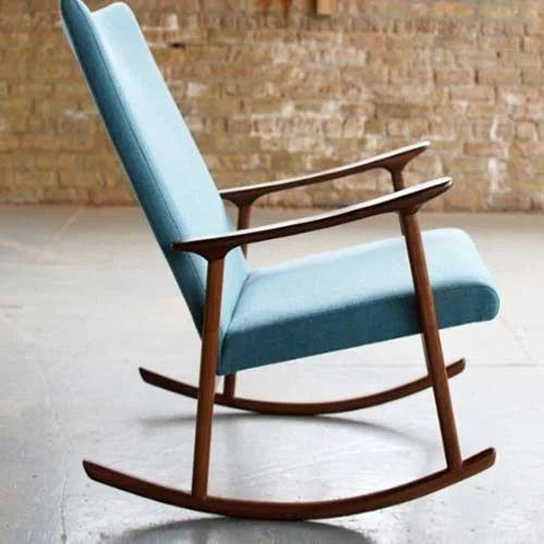 Upholstered Rocker Chair