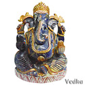 Gemstone Hindu God and Goddess Sculptures Manufacturer