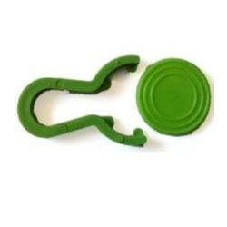 Mini Green Plastic Toys
