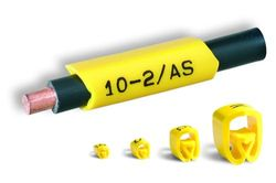 single character markers