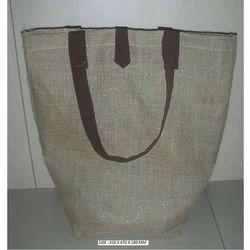 Gray Coloured Jute Bag