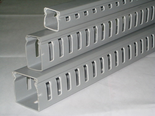 Pvc Cable Tray : Whats your work bench lab look like post some pictures of