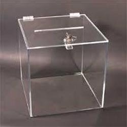 Acrylic Boxes In Delhi Acrylic Suggestion Box Suppliers