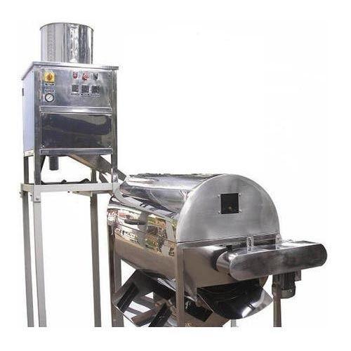 Cashew Nut Peeling Machine Isradevi