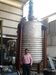 Limpeted Reactors