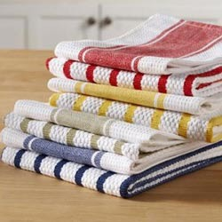 cotton kitchen towels - Kitchen Hand Towels