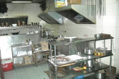 Used kitchen equipments cold room unit wholesale trader