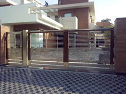 Steel Gates Fabrication Services
