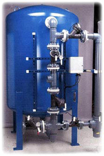 Automatic Pressure Sand Water Filter