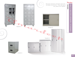 Multi-Faceted Lockers - Versatile