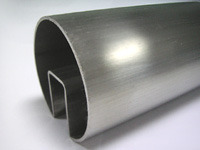Stainless Steel Special Polished Tubes, Angle/Flat Bars