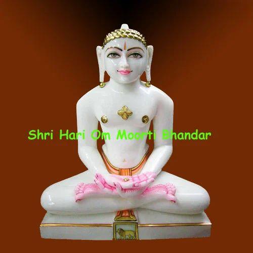 Jain Moortis Mahaveer Swami Statues Exporter From Jaipur