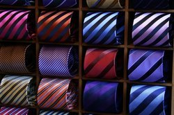 Tie manufacturing