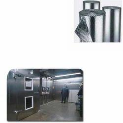 Aerolam Insulation Material for Cold Storage