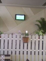 Standard Wooden Fence