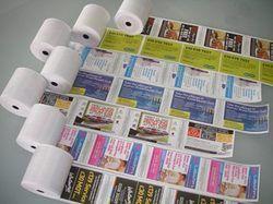printed thermal rolls
