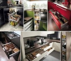 Image gallery kitchen accessories for Kitchen cabinets qatar
