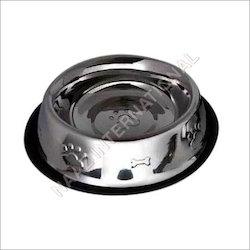 Embossed Dog Bowl