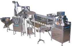 Bottle Filling Cooling and Capping Machine