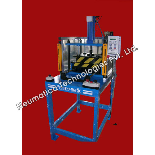 Pneumatic Riveting Press