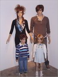 family mannequins