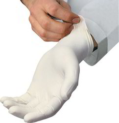 Latex Polymer Coated Gloves