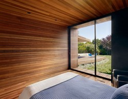 Wooden Interior Wall