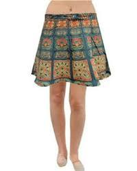 Above Knee Short Skirt