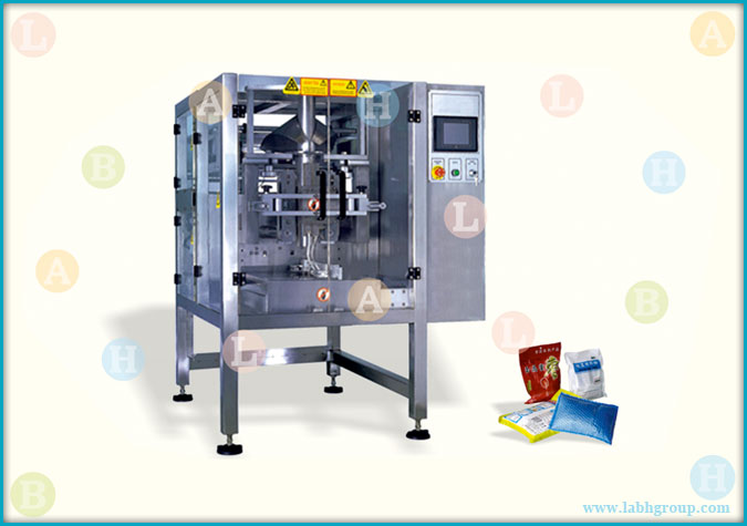 Automatic Four Side Seal Sachet Packaging Machine
