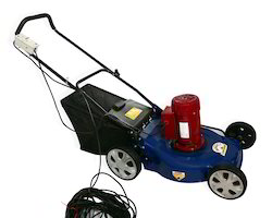 Rotary Electric Lawn Mower
