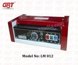 """12"""" Lamination Machine LM 12"""