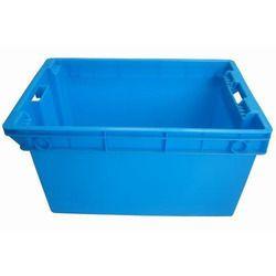 Processing Plastic Crates