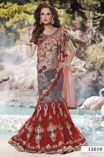 Lehenga Sarees Designer Lehenga Saree Exporter From Delhi