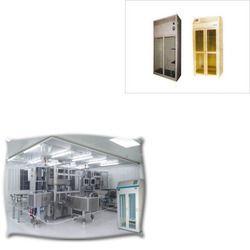 Garment Storage Cubicles