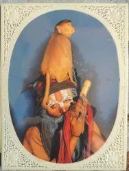 Sadhu Miniature Painting