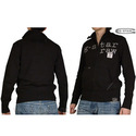 winter wear g star black zip 