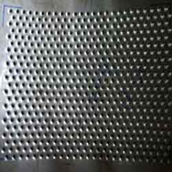Industrial Perforated Metal Sheets