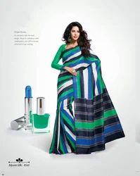 Digital Designer Printed Sarees