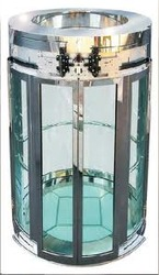 Commercial Glass Lifts