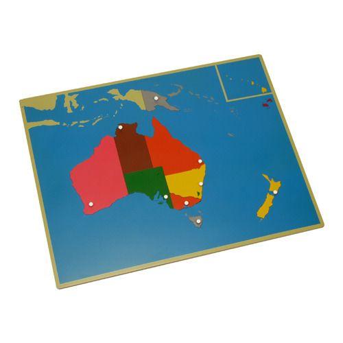 Montessori puzzle map montessori paheli naksha suppliers exporters gumiabroncs Images