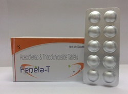 Thiocolchicoside 8 Mg Tablets