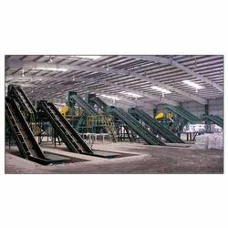 Municipal Waste Handling Conveyors