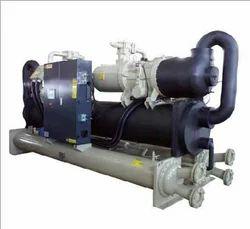 Screw Type Water Source Heat Pump Unit